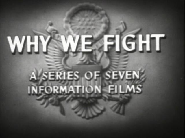 Perché combattiamo